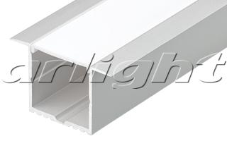 Arlight Профиль ARH-POWER-F-W35-2000 ANOD (ARL, Металл)